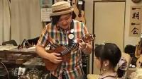 JazzoomCafe親子ウクレレmini Live@UKULELE MANIA 『いのち』