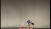 北舞附中 中国舞蹈武功示例课3年级女班_30 圈侧空翻