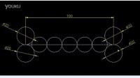 【第二期】CAD贴吧图形练习01(CAD实战教程)