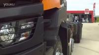 雷诺卡车K 380 8x4外观和内饰的仝高清