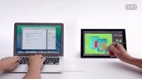 「猫眼分享」Surface Pro 3 广告调侃Macbook(3 in 1)