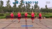 29梅英广场舞【火辣辣的情】正背面演示含正、背面动作分解