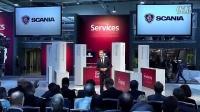 斯堪尼亚亮相汉诺威国际商用车展 展示可持续运输整体解决方案