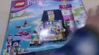 【逗逼测评】Lego女孩系列41094  第1期