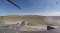 【軍事頻道】- 高清视角拍摄美国M1A1主战坦克射击训练