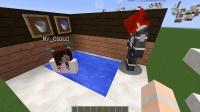 我的世界《明月庄主☆暮云》玩红石浴缸Minecraft