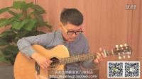 【玄武吉他教室】岸部真明 奇迹的山 教学2