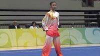 2015年全国武术套路锦标赛 女子太极拳 025 黄雪晴(解放军)第六名