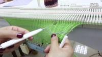 家用编织机器教学第二集 ——花样教学