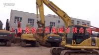 小松130-7二手挖掘机视频表演