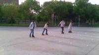 上海杉达学院 嘉善光彪学院 14届 轮滑 66平花社 宣传视频