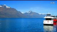 新西兰南岛皇后镇游——乘坐古老的蒸气船