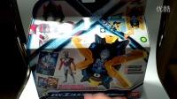 【未来の光 制作】40 日版艾克斯奥特曼dx艾克斯终端变身器豪华版x哥莫拉艾雷王卡片附属