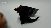 【未来の光 制作】45 艾克斯奥特曼怪兽软胶02迪玛迦卡片附属