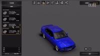 【欧卡2mod演示】 宝马 E34 m5 小车