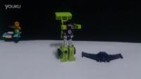 【逗逼测评TF】 老盗玩具G1大力神-铲车  第二期