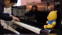 钢琴版 真爱你的云 《风云 雄霸天下》 步惊云组曲