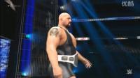 WWE大秀哥玩死星辰&西莫斯大脚无双2K16