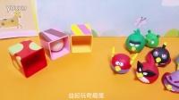 玩具总动员之愤怒的小鸟春日足球赛海绵宝宝做裁判