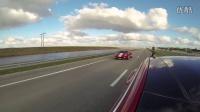 Tesla Model S P90DL大战超700匹马力福特GT [HD]