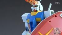 队长模玩分享004 Robot魂192.RX-78-2高达 ver. A.N.I.M.E