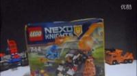 【逗逼测评】Lego新骑士Nexo knights系列 70311 第24期