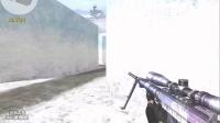 翔骑君生死狙击枪支体验M200影袭对面一群禽兽怎么玩!