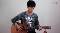 吉他弹唱教学《第三课》视唱训练2;全半音关系