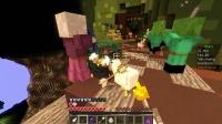 ★我的世界★Minecraft《籽岷的1.9多人冒险游戏 小鸡快跑 第二集》