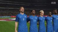 【巴打Brother】实况足球2016解说 PS4实况足球 2016年欧洲杯揭幕战 第1场 法国vs罗马尼亚