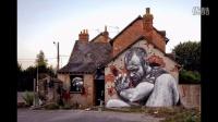 【骚年星球】最具创意的街头艺术