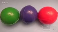 惊喜套蛋 认知颜色和大小 亲子游戏 健达奇趣蛋 惊奇蛋 惊喜蛋 早教益智 diy 迪士尼玩具总动员