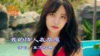 DJ舞曲 我的情人在草原 东方红艳 1080P