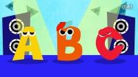 ABC Song | 英文儿歌 | 开思儿歌 | 开思电视 | KizCastle