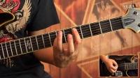 重金属节奏电吉他教学No.36《双上拍重音》