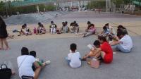 快乐的暑假(亲子共读之云河公园)城西小学二3班 20160711