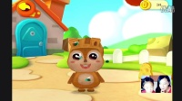 宝宝巴士第36期奇奇的农场找寻宠物鸭和小小邮局游戏亲子益智