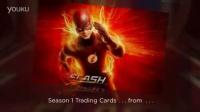 Cryptozoic the Flash 《闪电侠》第一季收藏卡宣传视频