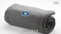 【环保再生纺织品】灰色毛毯