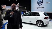 [Autogefuehl] VW 大众 e-Golf 中期改款 2016 洛杉矶车展