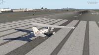 微软X plane 11 纽约飞行