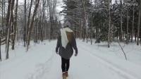 冬季雪地穿搭【Alex Centomo】