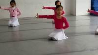 Lucy学习舞蹈中……