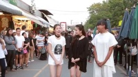泰国吃穿玩乐#TeamGirl ep1 Pattie,Esther,Mook,Jennie