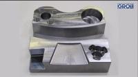 GA350在钢制模具展件加工上的应用