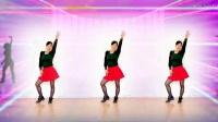 玫香广场舞原创现代舞   DJ一百个放心 正背面附教学   2017最新原创广场舞