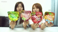 UHA味觉糖 日本超人气软糖 好多水果口味 很好吃的 sunny yummy 的玩具箱