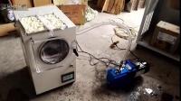 小型食品冻干机 真空冷冻干燥机操作视频