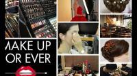 【maialina原创】我的彩妆历程一MUFE彩妆学院毕业作品展示