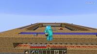 我的世界【明月庄主☆小兔子】EP35海上刷怪塔电路Minecraft